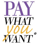 Pay what you want avec Brandalley