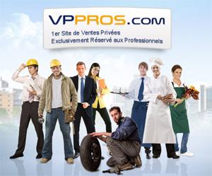 VPpros, les ventes privées des professionnels