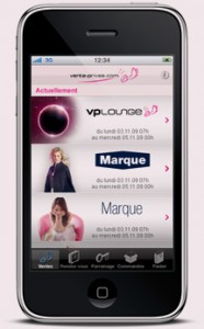 Télécharger Application Iphone Vente Privée