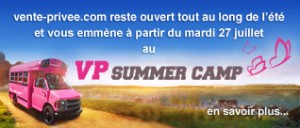 VP Summer Camp