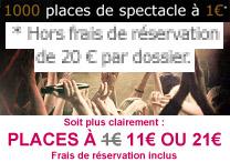 Places à 1 euro avec Brandalley Voyage