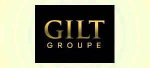 Gilt Groupe arrive en Europe
