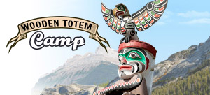 Wooden Totem Camp