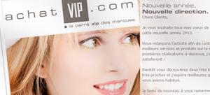 AchatVip se relance  dans la délégation e-commerce